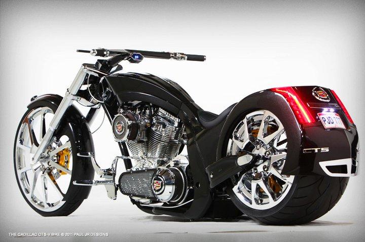 PJD vs OCC Cadillac Build - Page 6 - Honda Fury Forums: Honda ...