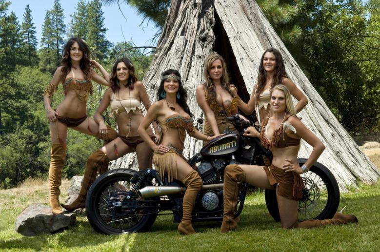 Honda Fury Babes ... chicks on Fury's-indian-bike.jpg