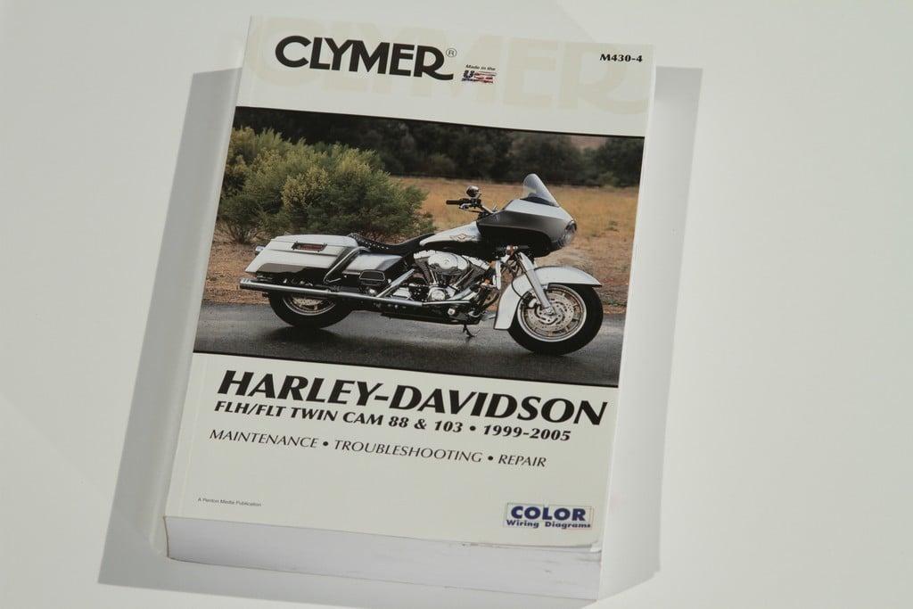 Clymer Manuals   Honda Fury Forums: