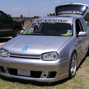 VW GTI VR6 Supercharged (Sold off)