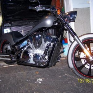 Lot more pics coming changed exhaust/and darkened it up a bit