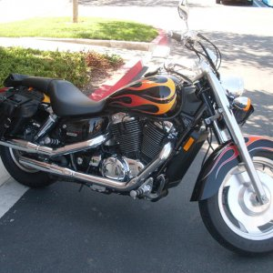 SDC12206 2 2007 Honda Shadow