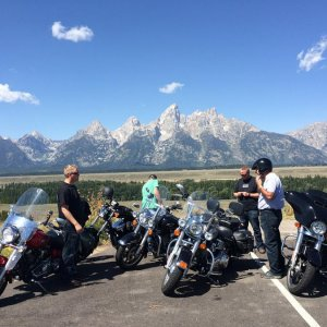 Grand Teton beauty
