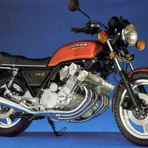 8th '79 Honda CBX 1047cc Full '79 riding season, demo from Honda as Regional Service Manager