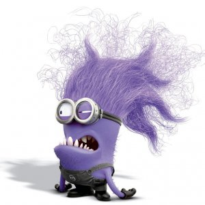 wallpapers purple minion 169