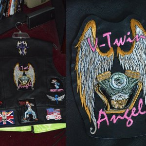 Custom Made fro My Vest  (NFS)