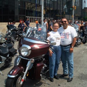 9-11 Ride in NYC