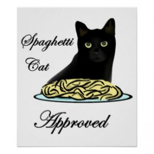 spaghetti cat approved poster r86c59a0b2c754629b90b41bef431eb64 tvw 8byvr 324